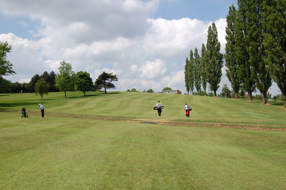 Hole 18 Golf Course Rugby Warwickshire