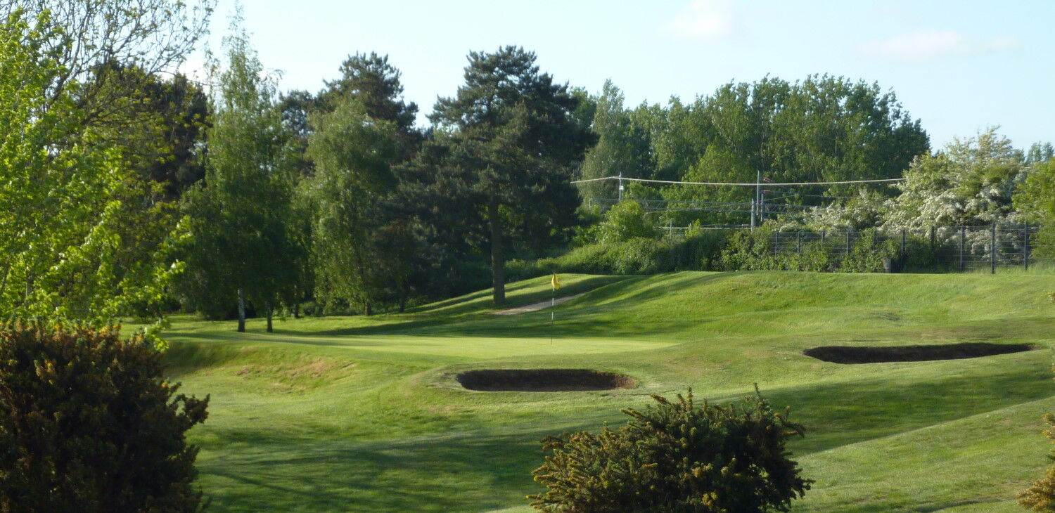 Home Golf Course Rugby Warwickshire